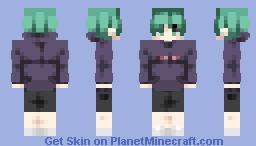 Skin request from Sujetador Minecraft Skin