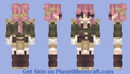 niki nihachu Minecraft Skin