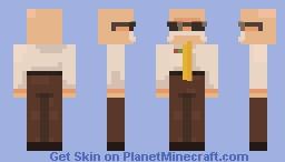 Mr.Ruby Minecraft Skin