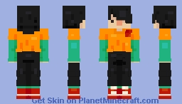 maggotface the history guy (that's me) Minecraft Skin