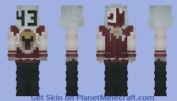 Dead By Daylight : The Legion - Frank Morrison Minecraft Skin