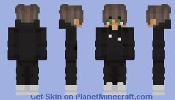 Eboy Skin Minecraft Skin