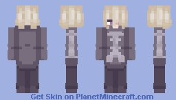 Beta Kokichi! Minecraft Skin