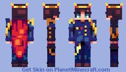 𝓬𝓵𝓸𝓾𝓭𝔂 - 𝔽𝕒𝕝𝕝𝕖𝕟 𝕜𝕚𝕟𝕘𝕕𝕠𝕞 - Minecraft Skin