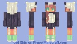 𝙰𝚗𝚒𝚖𝚊𝚕 ~ 𝙵𝚎𝚖 𝙵𝚎𝚋 𝙳𝚊𝚢 𝟷𝟽 Minecraft Skin