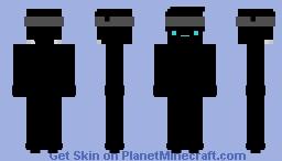🌑 Darkness 🌑 Minecraft Skin