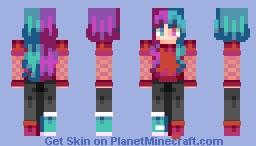 WooHoo Minecraft Skin