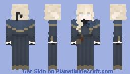 [LOTC] Herbalist Elfess [Free Use] Minecraft Skin