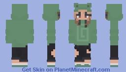 frog :) Minecraft Skin