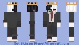 ranboo pog Minecraft Skin