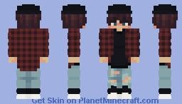 Skater Eboy Minecraft Skin