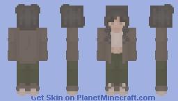 rät Minecraft Skin