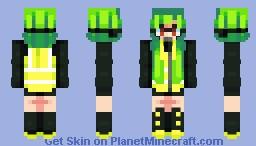 Octo Valley Minecraft Skin