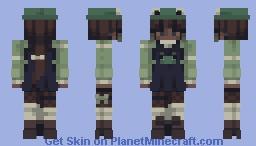 Lily Pad Minecraft Skin