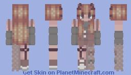 JinxCqt (FS) Minecraft Skin