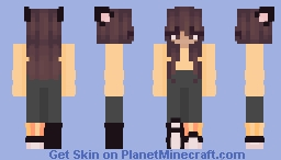 For EmuRunnerBot Minecraft Skin
