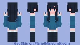 ~ full moon - cs ~ Minecraft Skin