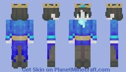 waterfalls Minecraft Skin