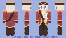 Captain Puffy Minecraft Skin