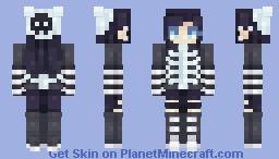 𝙴𝚖𝚘 ~ 𝙵𝚎𝚖 𝙵𝚎𝚋 𝙳𝚊𝚢 𝟸𝟷 Minecraft Skin