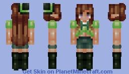 Egg Minecraft Skin