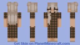 Elder ~ Fem Feb day 20 Minecraft Skin