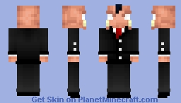 The hoglawyer Minecraft Skin