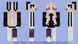 aethetic Minecraft Skin