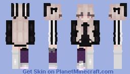 aethetic Minecraft Skin