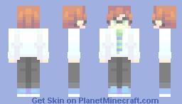 boy division Minecraft Skin