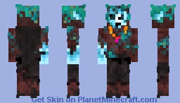 One Soul Straight From The Nether Minecraft Skin