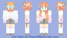 holiday Minecraft Skin