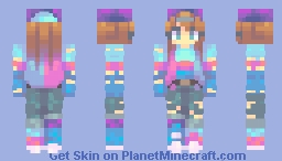 diva Minecraft Skin