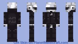 Daft Punk - Thomas - Human After All Minecraft Skin