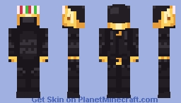 Daft Punk - Guy Manuel - Human After All Minecraft Skin