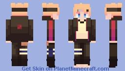 Boruto Uzumaki Minecraft Skin