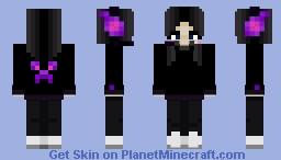 Gamer Girl V2 Minecraft Skin