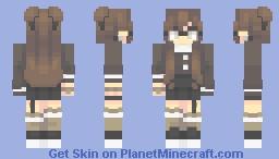 reflections Minecraft Skin