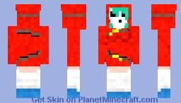 Shygirl Minecraft Skin