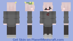 ~ A Little Piece of Me Inside Everybody ~ Minecraft Skin