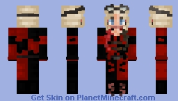Harley Quinn - The Suicide Squad Minecraft Skin