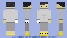 me (100 submissions) Minecraft Skin