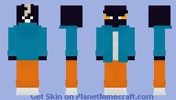 Whitty (Friday Night Funkin') Minecraft Skin