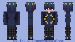 European Union Eboy Minecraft Skin