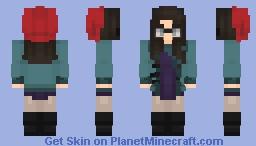 Darcy Lewis : Wandavision : Requested Minecraft Skin