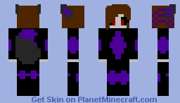Evil Are (outside of holon) Minecraft Skin