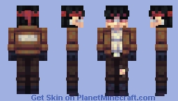 Outlaw Minecraft Skin