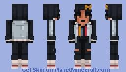 Bill Potts | Doctor Who Minecraft Skin