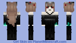 Chaotic Witch Minecraft Skin