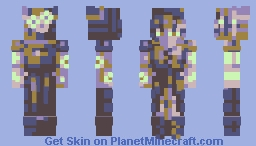 I v y - Limited Pallet Series Minecraft Skin